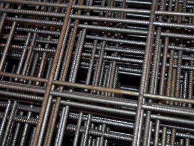 Сетка арматурная 50х50х5 мм в картах