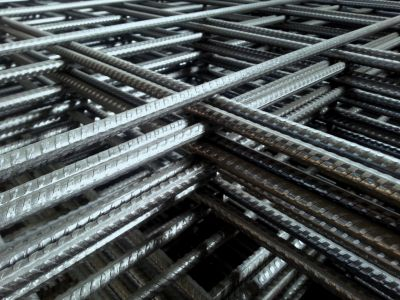 Сетка стальная 150х150х12 мм в картах