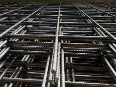 Сетка рифленая А3 для бетона 150х150х6 мм
