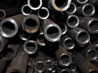 Труба бесшовная х/д ст.09Г2С  57х7.5 мм