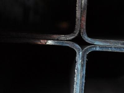 Труба квадратная профильная 60х60х6 мм