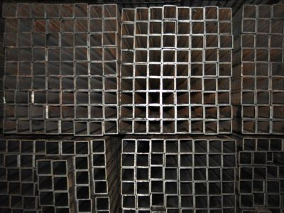 Труба квадратная профильная 25х25х2 мм