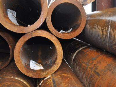 Труба бесшовная 402х22 мм ГОСТ 8732-78 ст. 20
