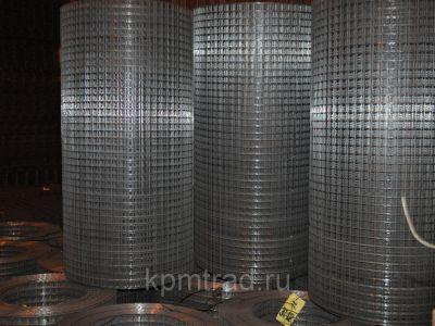 Сетка черная 50х50х1,6 мм