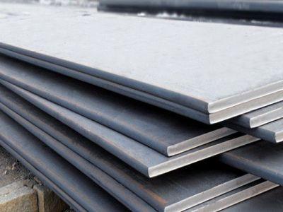 Лист стальной 4 мм сталь 09Г2С, 17Г1С