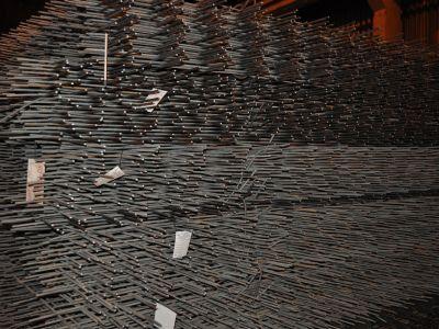 Сетка стальная 100х100х4 мм в картах