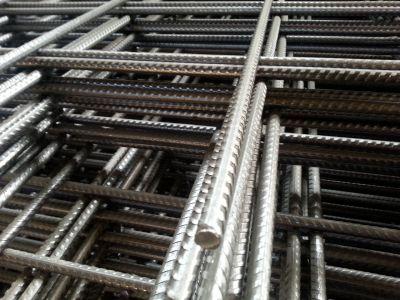 Сетка рифленая А3 для бетона 100х100х6 мм