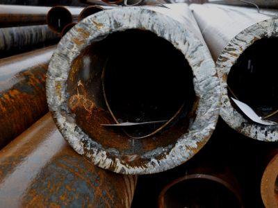 Труба бесшовная 377х40 мм ГОСТ 8732-78 ст. 20
