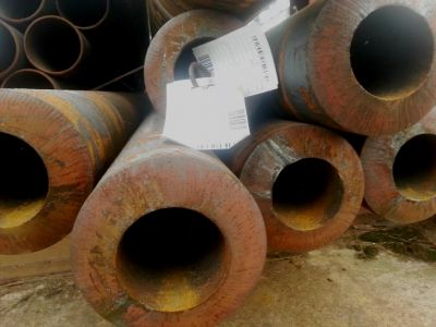 Труба бесшовная 203х45 мм ГОСТ 8732-78 ст. 20