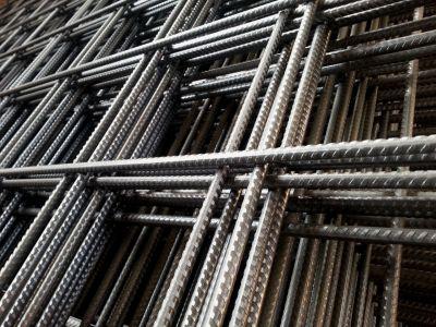 Сетка стальная 150х150х10 мм в картах