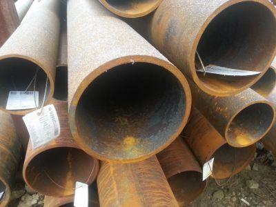 Труба бесшовная 133х6 мм ГОСТ 8732-78 ст. 20