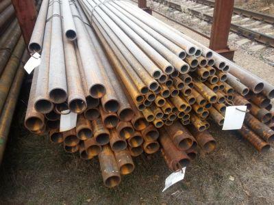 Труба бесшовная 140х6 мм ГОСТ 8732-78 ст. 20