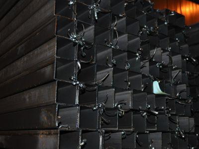 Труба квадратная профильная 150х150х5 мм