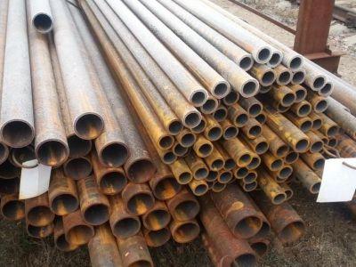 Труба бесшовная 121х10 мм ГОСТ 8732-78 ст. 20