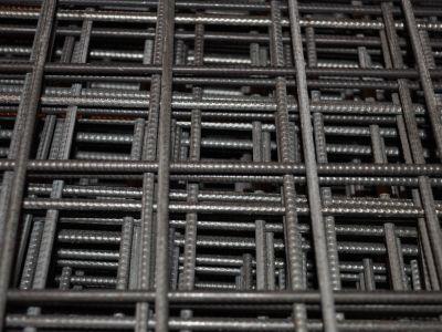 Сетка дорожная 150х150х4 мм в картах