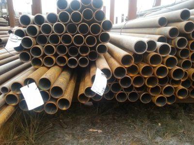 Труба бесшовная 152х10 мм ГОСТ 8732-78 ст. 20