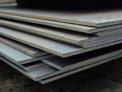 Лист стальной горячекатаный 7 мм
