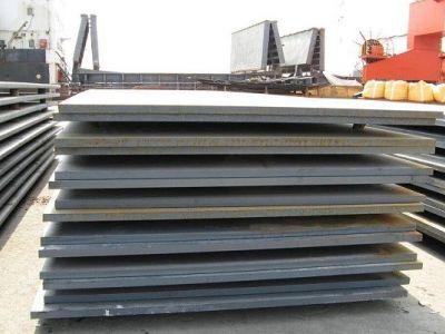 Лист стальной 120 мм сталь 09Г2С, 17Г1С