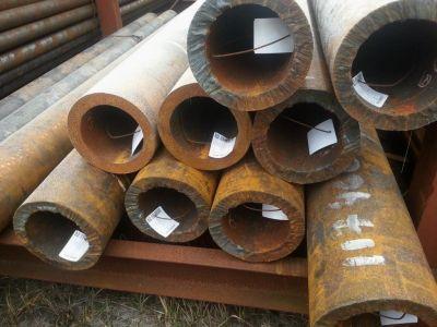 Труба бесшовная 402х8 мм ГОСТ 8732-78 ст. 20