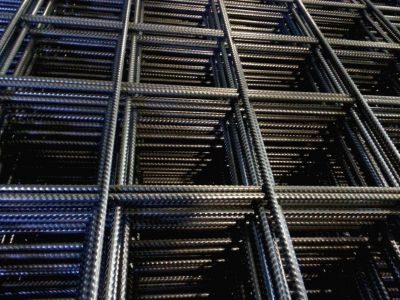 Сетка стальная 150х150х6 мм в картах