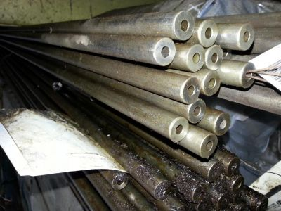 Труба бесшовная 40х11 мм Гост 8734-75