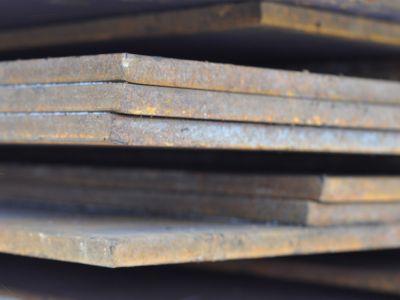 Лист стальной горячекатаный 8 мм