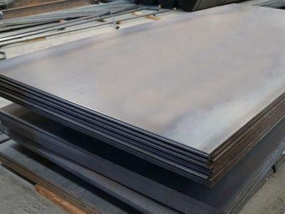 Лист стальной 5 мм сталь 09Г2С, 17Г1С