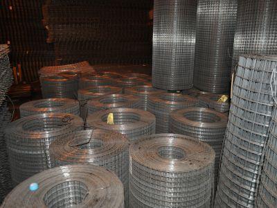 Сетка металлическая ячейка 25х25х1.6 мм в рулоне