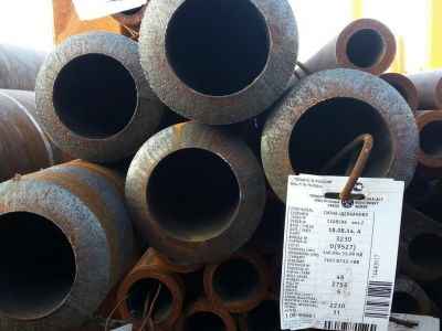 Труба бесшовная 203х40 мм ГОСТ 8732-78 ст. 20
