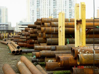 Труба бесшовная 351х18 мм ГОСТ 8732-78 ст. 20