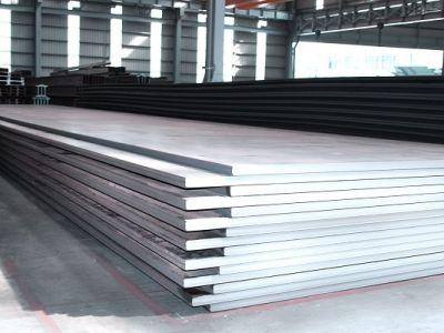 Лист стальной 40 мм сталь 09Г2С, 17Г1С