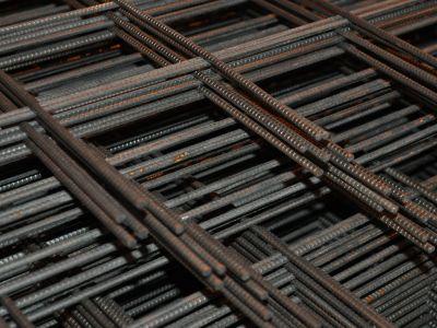 Сетка армированная для стяжки 50х50х4 мм