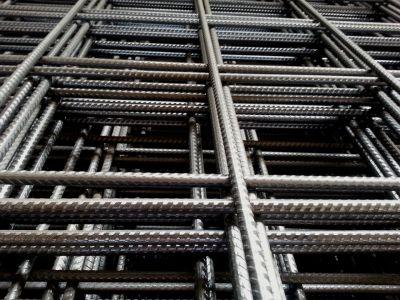 Сетка металлическая ячейка 150х150х10 мм в картах