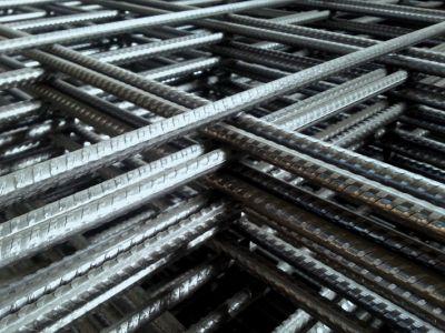 Сетка армированная для стяжки 150х150х8 мм