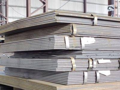 Лист стальной 7 мм сталь 09Г2С, 17Г1С