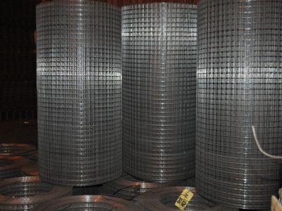 Сетка металлическая ячейка 50х50х2.5 мм в рулоне