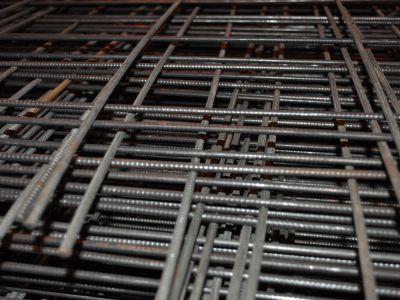 Сетка арматурная 100х100х3 мм в картах