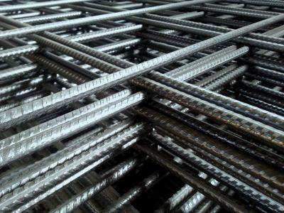 Сетка рифленая А3 для бетона 200х200х10 мм