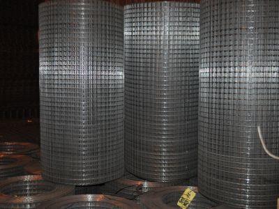 Сетка дорожная 50х50х2.2 мм в рулонах
