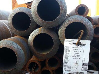 Труба бесшовная 159х40 мм ГОСТ 8732-78 ст. 20