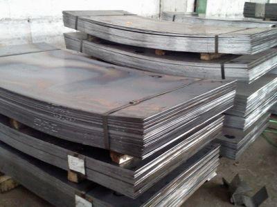 Лист стальной 30 мм сталь 09Г2С, 17Г1С