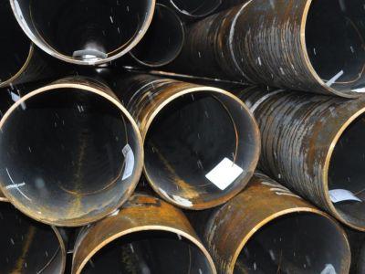 Труба бесшовная 351х8 мм ГОСТ 8732-78 ст. 20