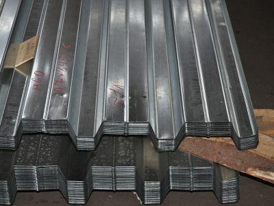 Профнастил профлист оцинкованный С20х1100х0.55 мм