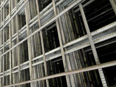 Сетка оцинкованная 100х100х4 мм в картах