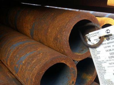 Труба бесшовная 108х14 мм ГОСТ 8732-78 ст. 20