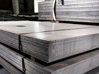Лист стальной 50 мм сталь 09Г2С, 17Г1С