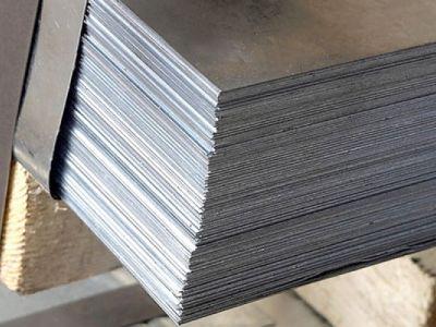 Лист стальной 3 мм сталь 09Г2С, 17Г1С