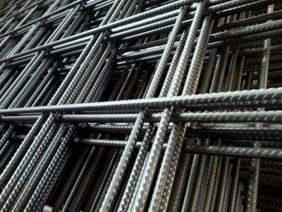 Сетка рифленая А3 для бетона 100х100х12 мм