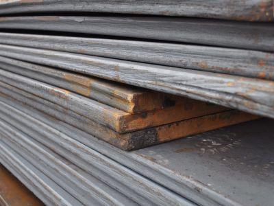 Лист стальной 90 мм сталь 09Г2С, 17Г1С