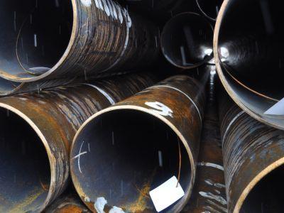 Труба бесшовная 377х8 мм ГОСТ 8732-78 ст. 20
